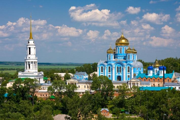 Задонск - город-монастырь 18.05.2019