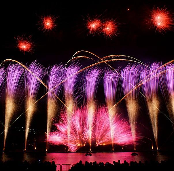 Фестиваль фейерверков в Москве 17.08. и 18.08.19