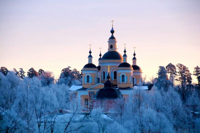 Новогодняя круговерть по-Шацки 06.01.2020