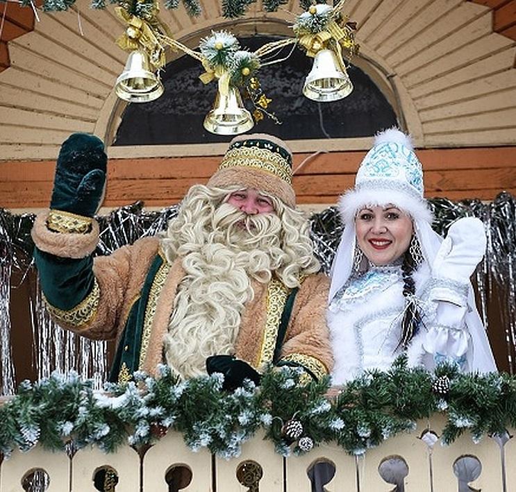 В гости к Кыш Бабаю - татарскому Деду Морозу
